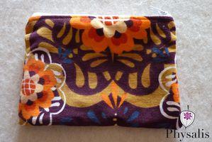 pochette violette PM
