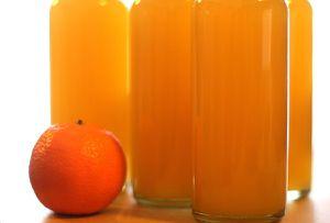 weihnachtlicher clementinen-likör