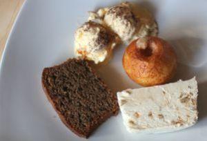 25.11.2012 - Herbstliche Dessertvariationen