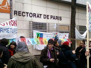 Fermeture De Classe Le Blog De La FCPE Armand Carrel