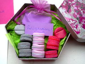 Marques place macarons