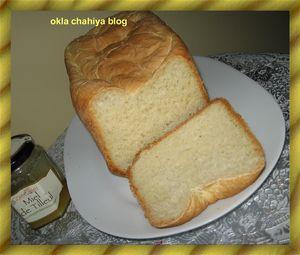 pain au yaourt & miel