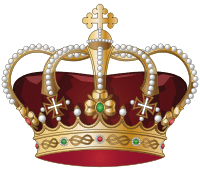 200px-Crown of Italy svg
