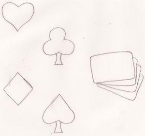tapis pour jeux de carte tutoriel