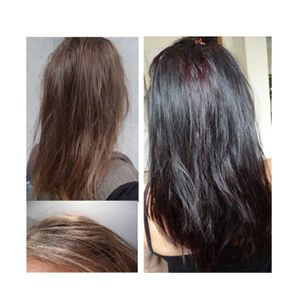 beliflor cheveux blancs