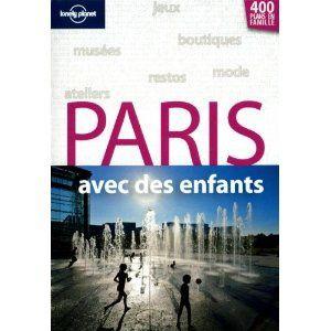 Paris avec ses enfants