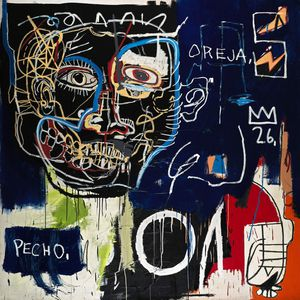 31 basquiat 83 ex U2 vendu par sotheby's londres 5millions