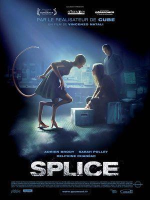 splice affiche