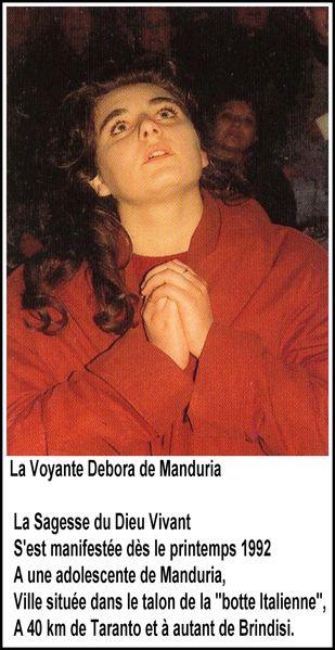 Résultats de recherche d'images pour «APPARITIONE EN MANDURIA»