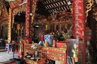 Viet temple
