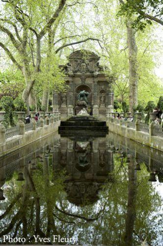 Fontaine du Sénat