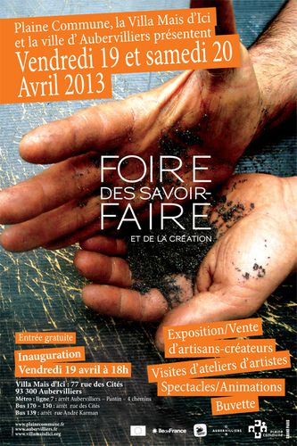 FSF Affichette Auber 2013