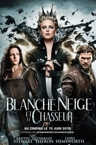 Blanche Neige Et Le Chasseur : blanche, neige, chasseur, Blanche, Neige, Chasseur