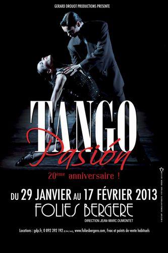 Tango Pasion Affiche