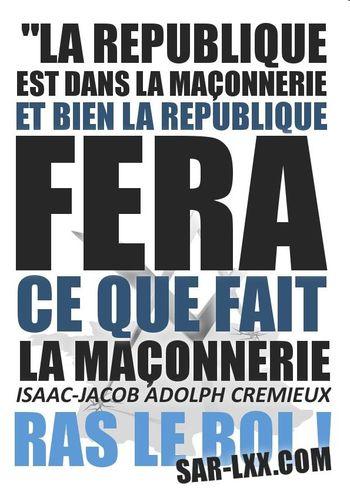 république franc-maconne