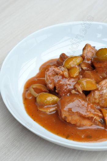 Veau Aux Olives Corse : olives, corse, Corse, Cuisine, D'Audinette