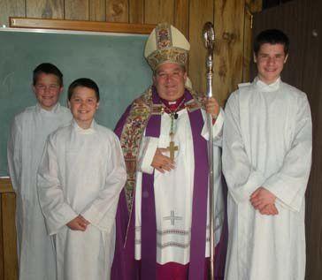 bishop bernard hebda