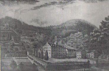 mt stmarys vue Emmitsburg 1835