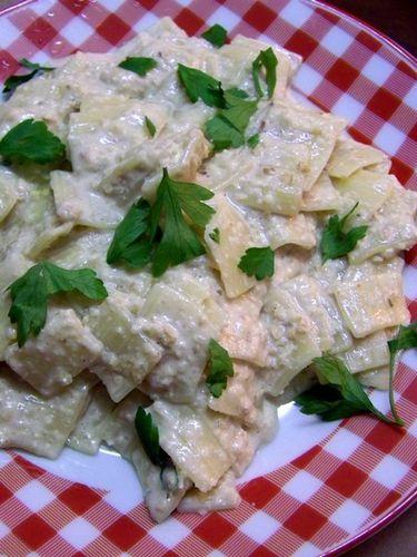 Recette de pâte facile et rapide Diner à thème La Cuisine La Tomate Pâtes + Riz + Pdt