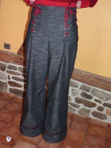 pantalon lacet 3