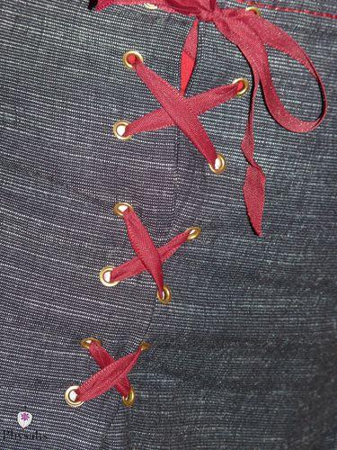 pantalon lacet 5