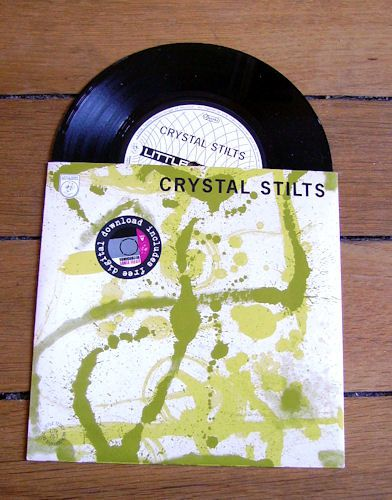 Crystal Stilts – Precarious Stair