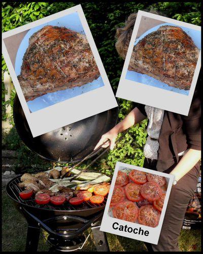 Epaule D'agneau Au Barbecue : epaule, d'agneau, barbecue, EPAULE, D'AGNEAU, FOLIES, CATHERINE