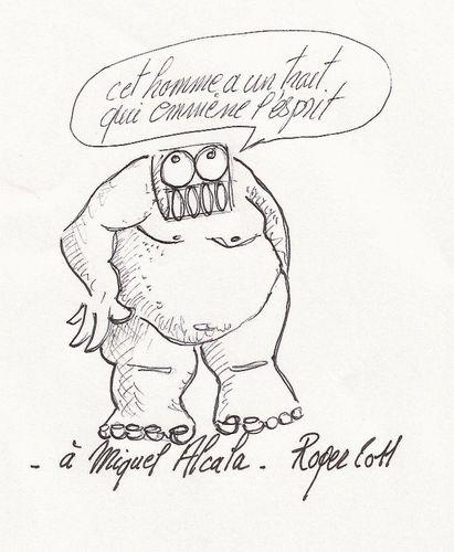 dessin roger-alcala-light