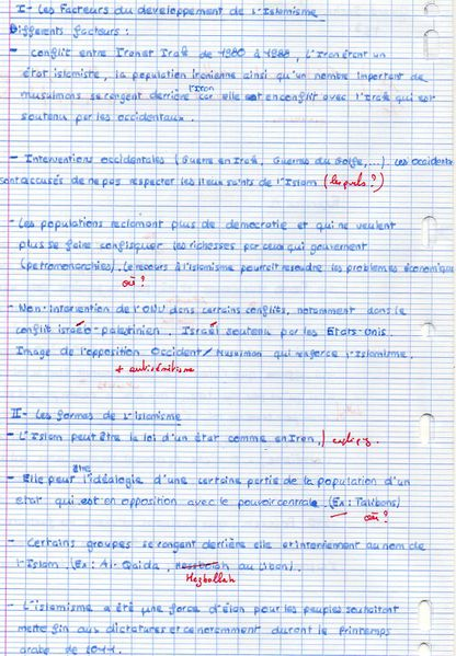 Dissertation guerre froide plan