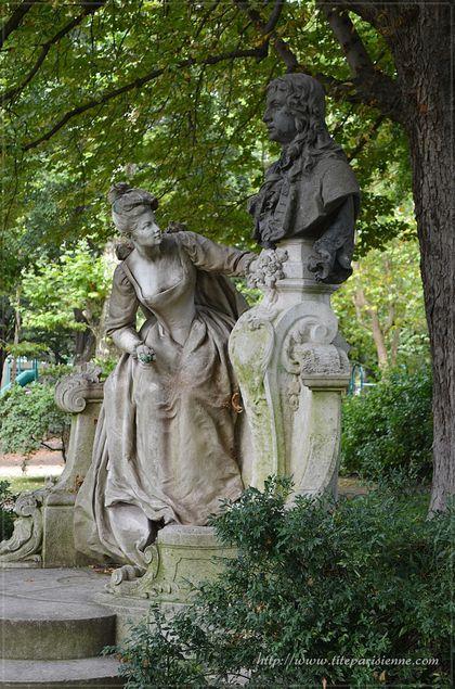 Jardin du Luxembourg article 3