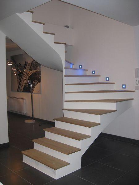 Comment Peindre Une Cage D Escalier Trendy Ide Dco Cage