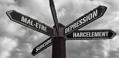 Suicides: Classement des métiers les plus touchés