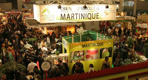 Antilles fran aises afrogusto for Chambre agriculture martinique