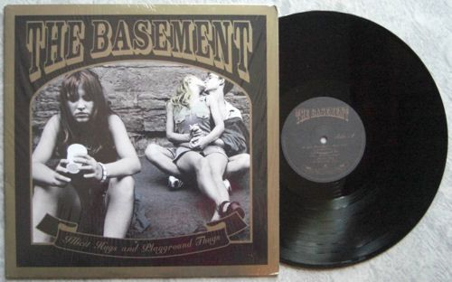 The Basement - Illicit Hugs And Playground Thugs