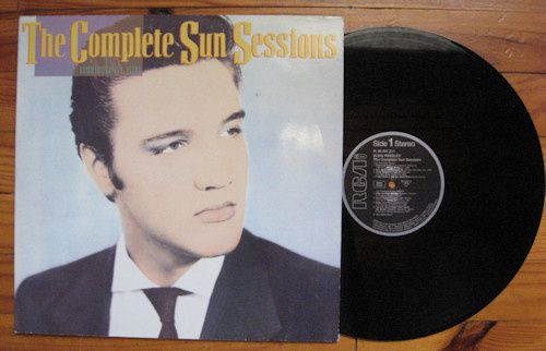 PRESLEY, Elvis - Sun Sessions (f)
