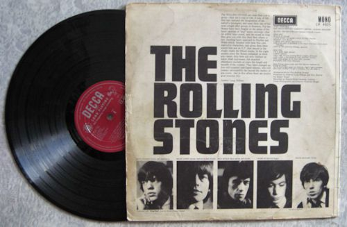 The Rolling Stones - 1st LP