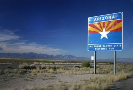 enter arizona