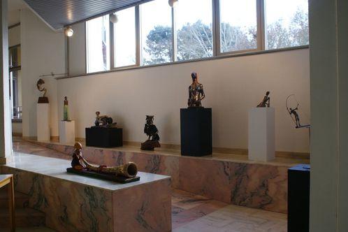 Salon de sculpture  Le blog de quercus49