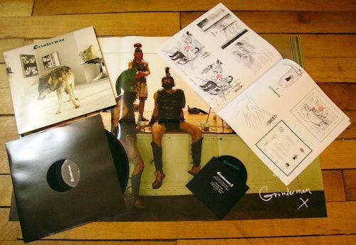 Grinderman - Grinderman 2 vinyl