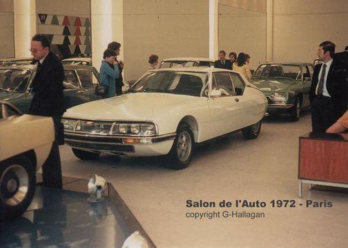 Salon de lAuto 1972  elcamino137