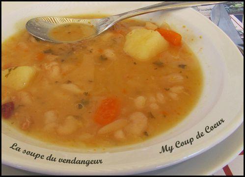 La Soupe du Vendangeur