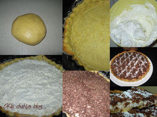tarte coco prép