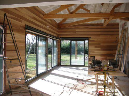 Red Cedar Dans Le Living  Le Site De Mob33