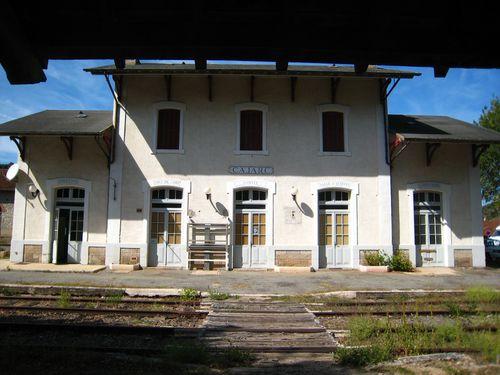 Cajarc Lot La Gare Httplescheminsdefanoueklablogcom