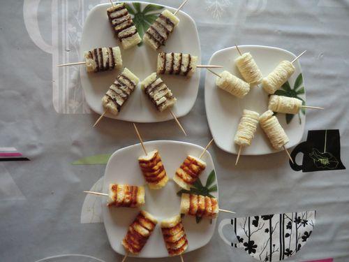 Toasts Apritifs Ides Le Blog De Ofourneauxdeloover