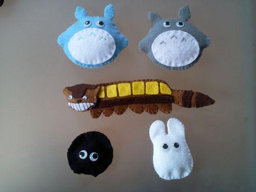 Mobile Totoro