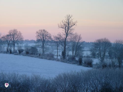 paysage neige 2
