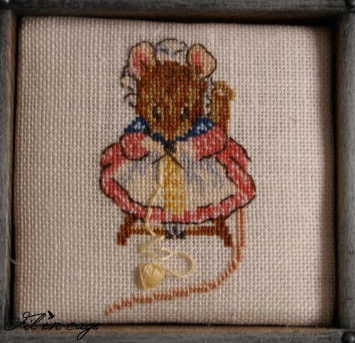 souris tricote 28-04-2013