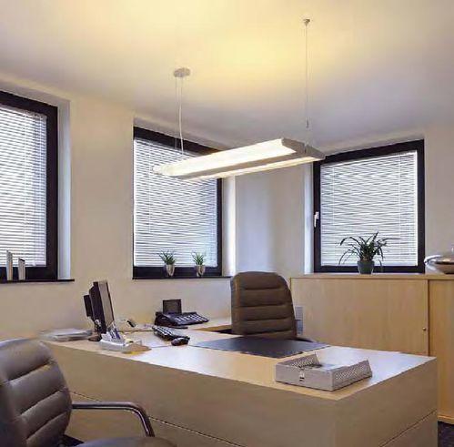l eclairage du bureau