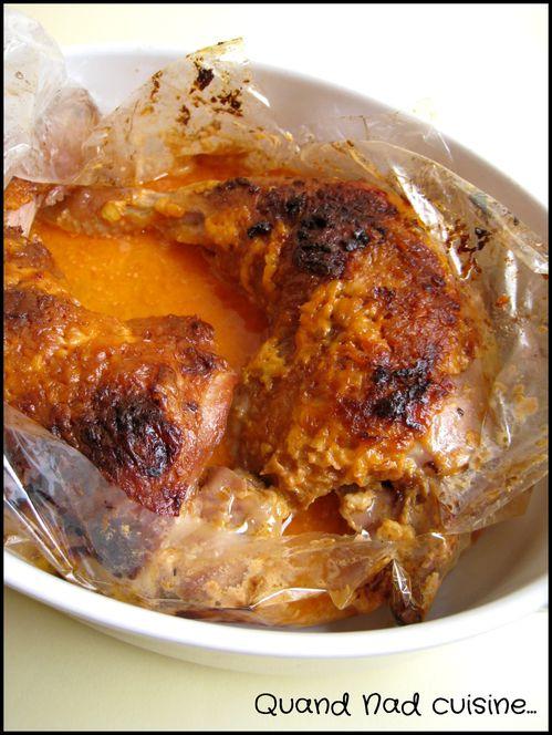 Cuisse De Poulet En Papillote : cuisse, poulet, papillote, Cuisses, Poulet, Paprika, Papillote, Quand, Cuisine...